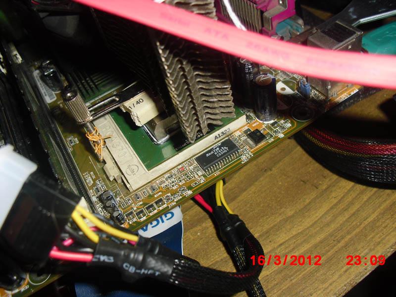 Водоблок на процессор своими руками 856